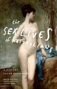 The sex lives of Australians